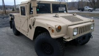 preview picture of video '2008 AM General M1113 4x4 Humvee HMMWV on GovLiquidation.com'