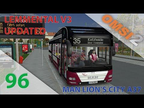 OMSI 2 • Belen v3 (line 601) • MAN Lion's City A21 • Part 1