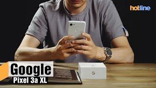 Смартфон Google Pixel 3a XL 4/64GB Clearly White от компании Cthp - видео 1