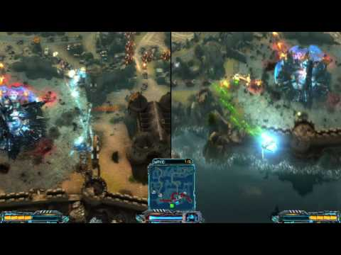 X-Morph: Defense - Defending core in coop (4k60fps) thumbnail