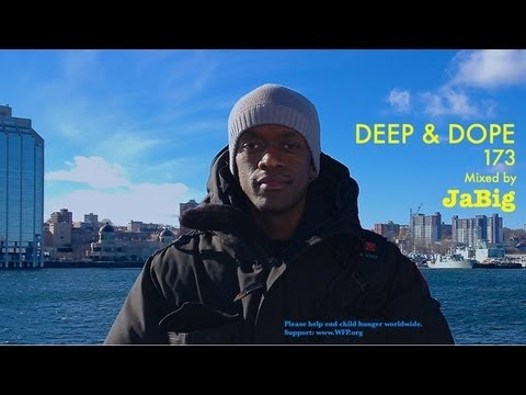 Deep House Music Mix by JaBig – DEEP & DOPE 173 (Running