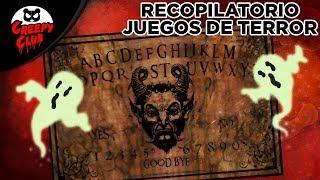 Los JUEGOS CREEPYPASTA más TENEBROSOS | Creepy Club | Draw My Life