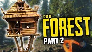 The Forest Indonesia Part 2 -  DISERANG SUKU BAR BAR...