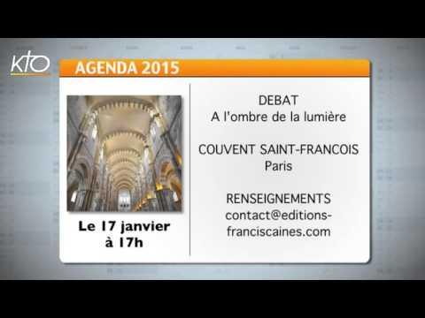 Agenda du 9 janvier 2015