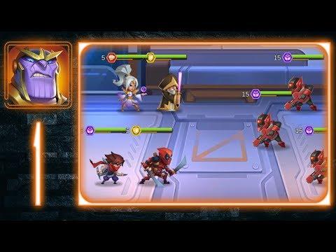 Idle Battles Heroes vs Zombies - Gameplay Walkthrough Part 1