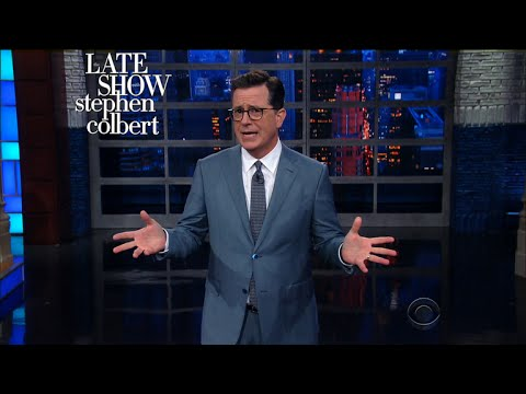 Howard Stern opens up to Colbert about
