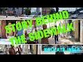 PARK CIRCUS STREET (BANDAR PATTI) KOLKATA - a sidewalk journey