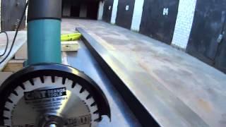35.Как идеально ровно и аккуратно раскраивать листовой металл. Часть 2