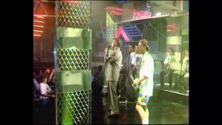 Pet Shop Boys 'Domino Dancing' Top Of The Pops Remaster