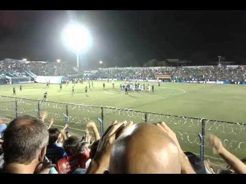 """""""Recibimiento Temperley - Boca 2015"""" Barra: Los Inmortales • Club: Temperley"""