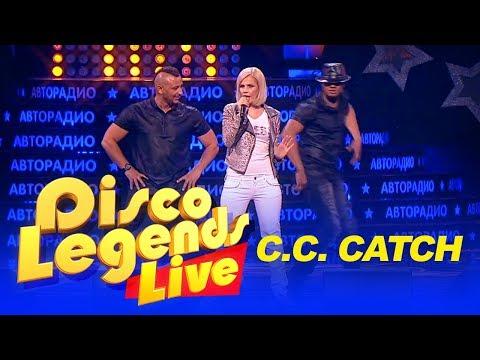 C.C.Catch - Disco Legends Live - Concert
