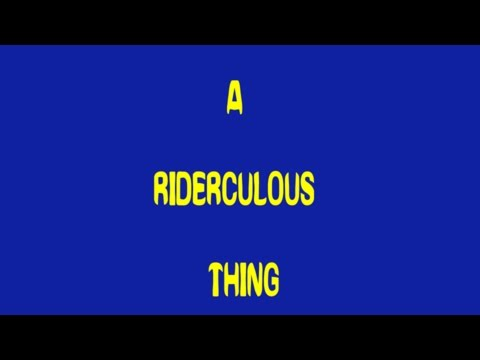 Riderculous Intro Video