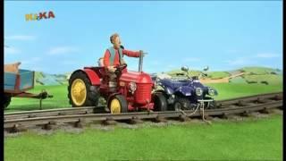 Der kleine rote Traktor 57 Das Kartoffelrennen
