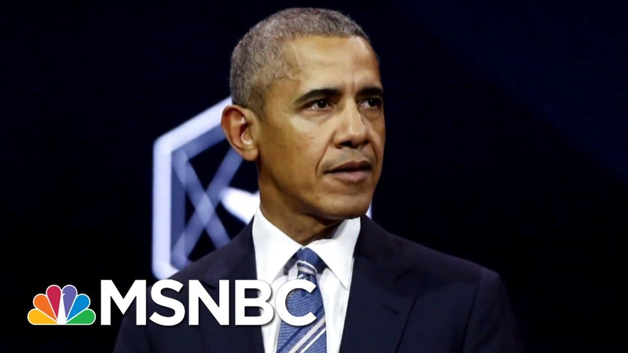 President Barack Obama And Jon Stewart; Different Method, Same Message | The Last Word | MSNBC thumbnail