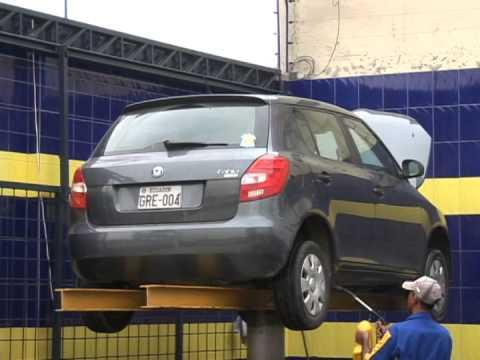 LAVADORA DE AUTOS CLEAN CARS