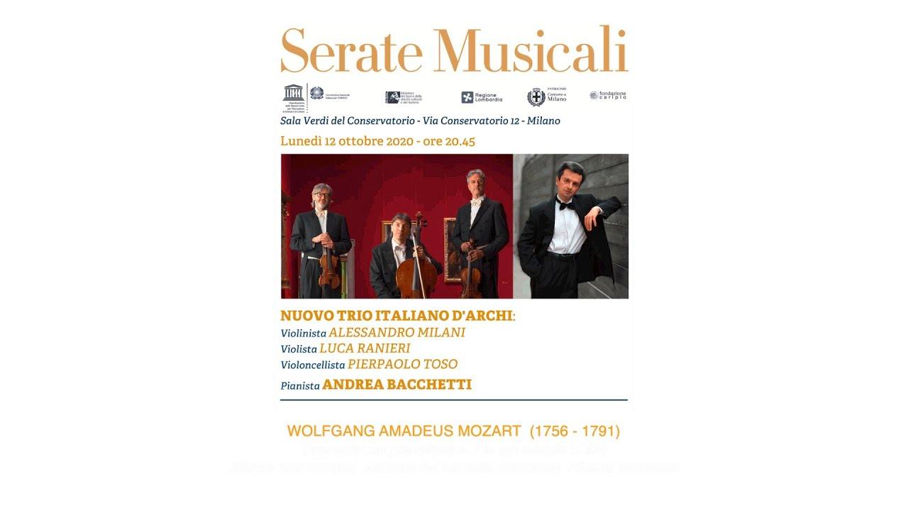 A. Bacchetti & Nuovo Trio italiano di archi