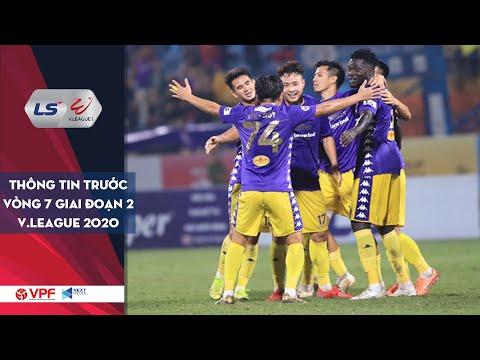 Preview | Vòng 7 LS V.League 1 - 2020 | Chức vô địch sẽ gọi tên Viettel hay Hà Nội FC?