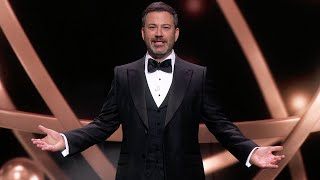 Jimmy Kimmel's 2020 Emmys Mono-logue