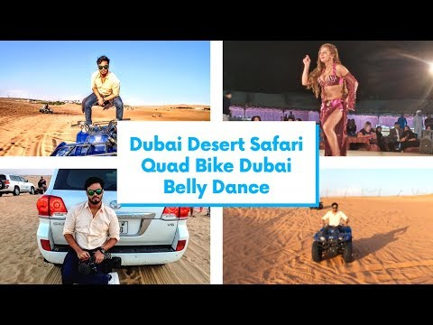 Dubai Desert Safari Tour | Quad Bike Dubai | Belly Dance Dubai