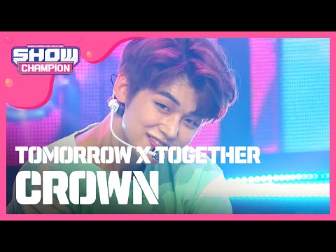 Show Champion EP.310 TOMORROW X  TOGETHER - CROWN - ALL THE K-POP
