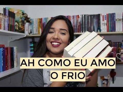 LIVROS QUE QUERO LER NO FRIO | Sibelly Maria