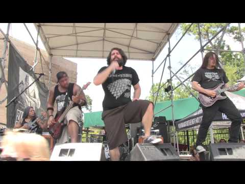 Nine Minutes Video Journal: Mayhem Fest '13