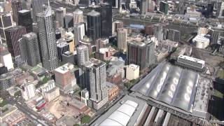 preview picture of video 'Aerial Video - Melbourne Cineflex HD'
