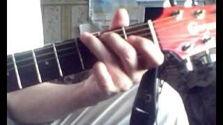 Градусы - Голая. Аккорды на гитаре (видео)