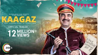 Kaagaz | Official Trailer | Pankaj T | Satish K | A ZEE5 Original Film | Premieres 7th Jan on ZEE5 - Download this Video in MP3, M4A, WEBM, MP4, 3GP