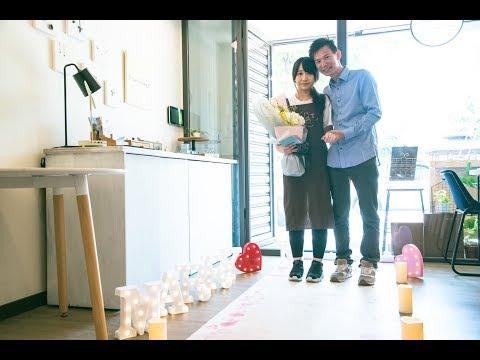 ✨『手作戒指 層層驚喜』- 香港來台旅遊求婚