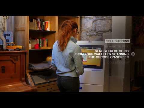 Bitcoin ATM BitAccess video