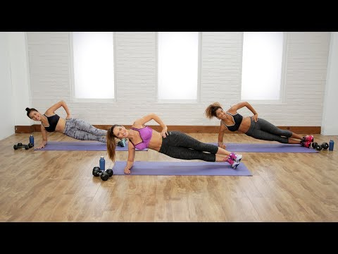 30-Minute Full-Body Strength-Training Workout - YouTube