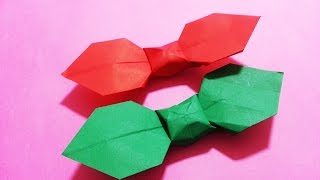 리본 종이접기 Easy Ribbon Origami
