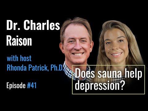 Dr. Charles Raison on Depression, the Immune-Brain Interface & Whole-Body Hyperthermia