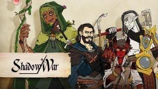 THE SHADOW WAR: Long Nights Quest