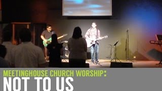 MHC Worship: Not To Us - Chris Tomlin