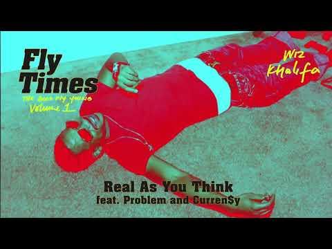 "Wiz Khalifa – ""Real As You Think"""