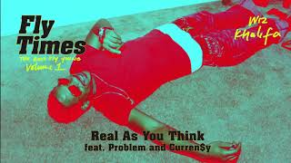 Wiz Khalifa - Real As You Think [Official Audio]
