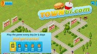 Townbi - строй здания и зарабатывай с них биткоины. Экономическая стратегия.