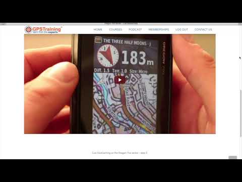 GPS Training Online Training Resource Overview - YouTube