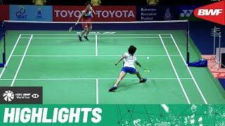 PRINCESS SIRIVANNAVARI Thailand Masters 2020 | Finals WS Highlights | BWF 2020