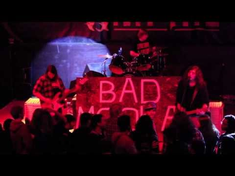 Hyenas - Bad Mooka (Live with Joe Polchek; Springfield, VA: 1/4/14)
