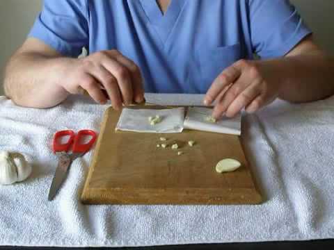 Как лечить печень от глистов народными средствами