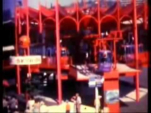 Found! Vintage 1962 World's Fair footage of Union 76 Skyride