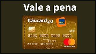 Conheça o Itaucard 2.0 gold, vale a pena ?!