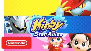 Kirby Star Allies: Wave 2 Update - Nintendo Switch - Video Youtube