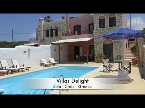 Villas Delight - Sitia - Crete - Greece