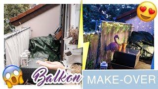 BALKON MAKE-OVER - Neuer Sichtschutz und und und.. - myfence - YooNessa