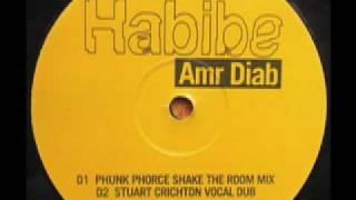 اغاني طرب MP3 SPEED GARAGE - AMR DIAB HABIBE - (Phunk Phorce Shake The Room Mix) تحميل MP3