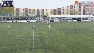 R.F.F.M - PRIMERA DIVISIÓN AUTONÓMICA CADETE - JORNADA 1 (GRUPO 1) - C.D. Canillas 4-2 A.D. Sporting Hortaleza.